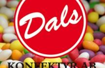 Dals Konfektyr – Fabriksförsäljning av lösgodis